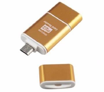 Micro SD Smart OTG Card Reader