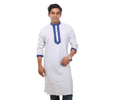 Menz Cotton Casual Long Panjabi