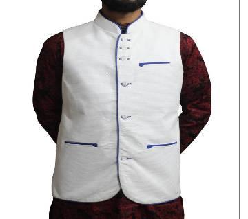 Waistcoat/ White KOTI For man