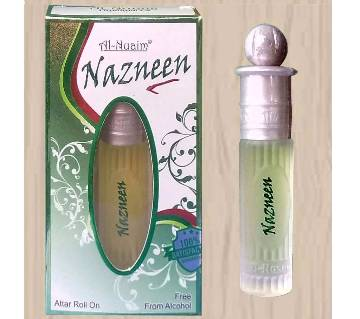 Al Nuaim NAZNEEN Roll On Attar (8 ML)