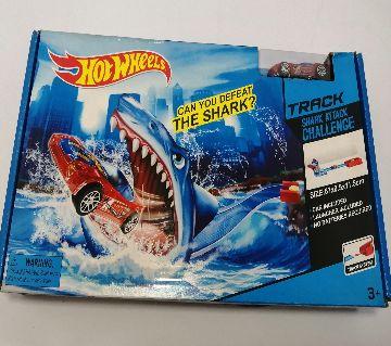 Hot Wheels Shark Challenge Track Set HW285
