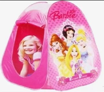 Barbie Tent Play House with 50 Balls Pink