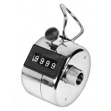 Vanker 4 Digit Number Display Clicker Metal Tally Counter