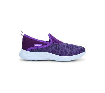 Power Walking Sports Shoe in Purple for Women by Bata - 5385992