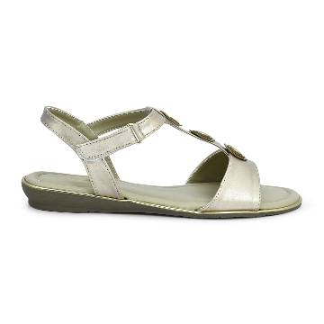 Bata Flat Sling-back Sandal for Women - 5615409