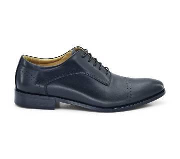 Ambassador Lace-up Formal Shoe in Black by Bata - 8246324