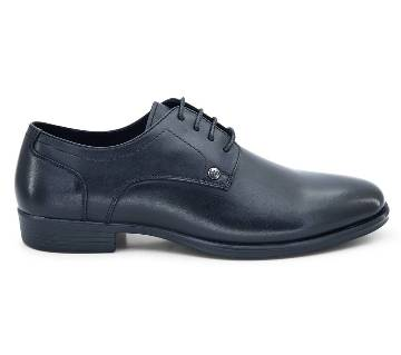 Hush Puppies Black Lace-up Shoe for Men by Bata - 8066617