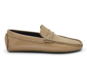 Bata Burst Loafer in Brown - 8514093