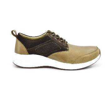 Brown Casual Shoe for Men by Weinbrenner (Bata) - 8244938