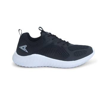 Alter Black Sporty Sneakers by Power (Bata) - 8386156