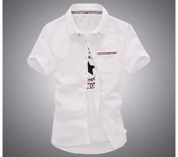 Gents Half Slave Causal Shirt