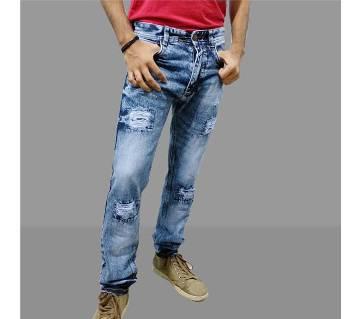 Gents Semi Nero Jeans Pant