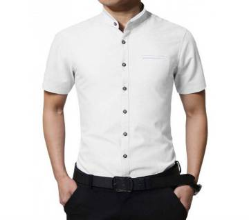 Gents Half Slave Causal Shirt