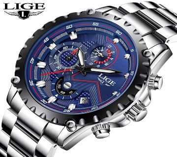 LIGE GENTS WATCH 9821C