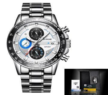 LIGE GENTS WATCH-9835F