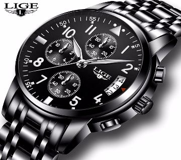 LIGE GENTS WATCH-9825A
