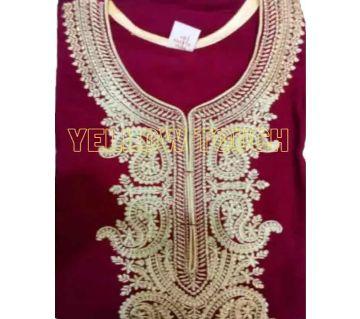 Maxi for Women-Linen Fabrics