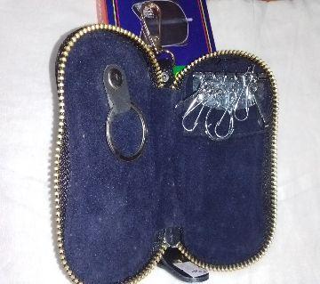 Lether key bag
