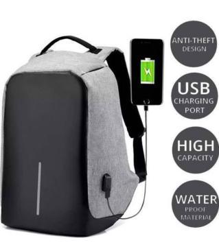 anti theft laptop bagpack