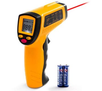DIGITAL NON-CONTACT INFRARED THERMOMETERS