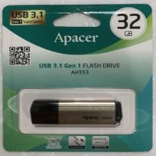 Apacer usb 3.1 Gen 1 Flash Drive AH353 Pendrive