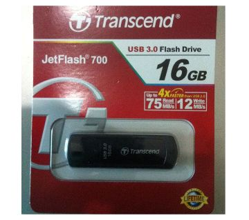 transcend pen drive (16GB)