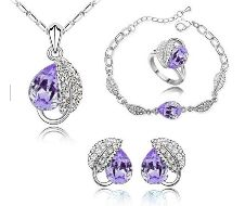 Ladies Stylish Necklace set
