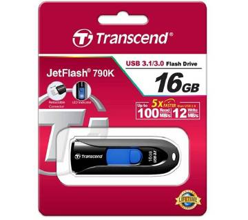 16GB Transcend usb 3 pendrive