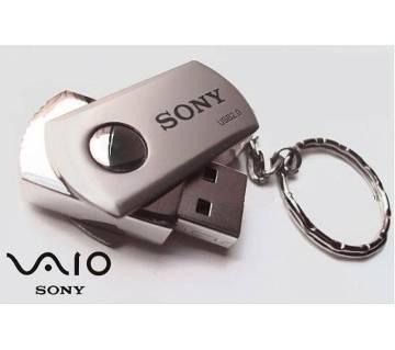 64 GB Sony Vaio Steel body Pen drive