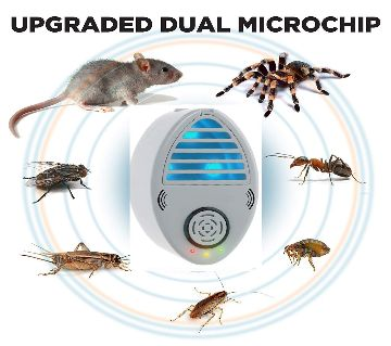 3in1 Pest Zapper Insects,Mosquitoes,Rats and Rodents Without Chemicals