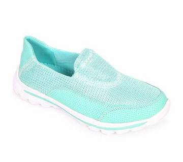 Sprint Light Green Ladies Keds Shoe