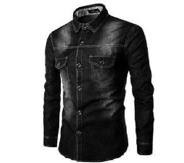 Long sleeve Denim shirt for men