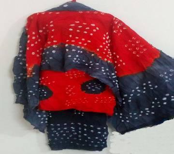 Deshi Batik 3 pcs unstitched salwar kameez