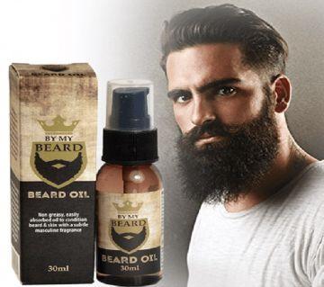 Beard Oil for Men  30ml (UK)--