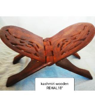 Wooden rehaal