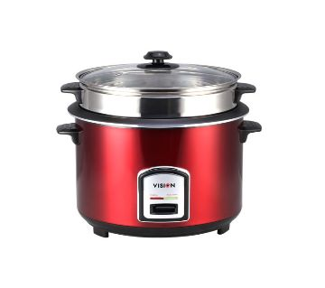 VISION Rice Cooker 1.8 Ltr Open type