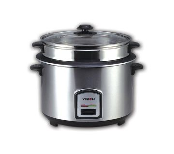 Vision Rice Cooker (SS) Open Type 1.8 LTR VSNRC 40-03