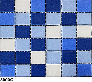 Glass Mosaic Tiles (Per Square Feet)