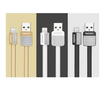 Remax Metal Data Cable For Iphone - 1 pcs