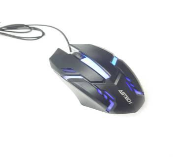 ASTech 7 color LED USB Mouse