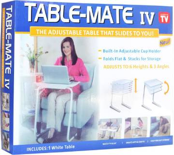 TABLE MATE IV Portable Laptop Table