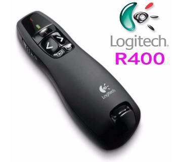 2.4GHZ Logitech R400 Wireless Presenter