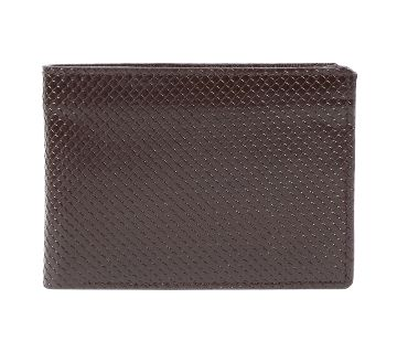 Apache 100% Leather Wallets for men 1819-BR