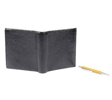 Leather Wallet for Men 1609-BL