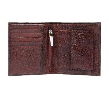 Leather Wallet for Men 1609-BR
