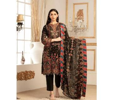 tawakkal beyond luxury collection chiffon fabric salwar kameez