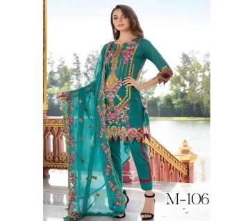 pakistani cotton embroidery salwar kameez