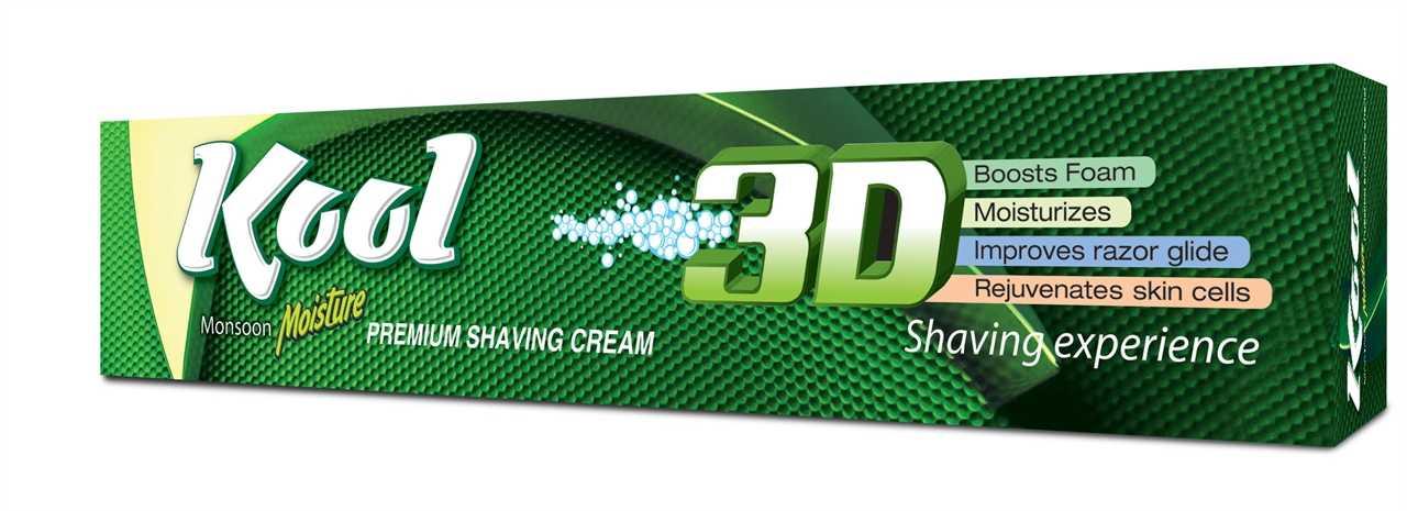 Kool Shaving Cream Monsoon 50 gm