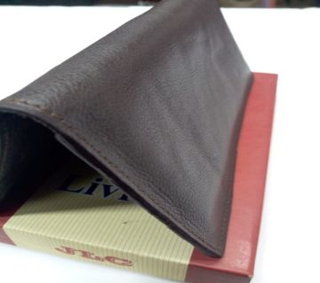 Gents Long Leather Wallet