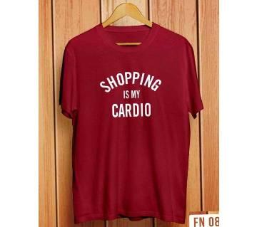 Shopping Menz Half Sleeve T-Shirt-02